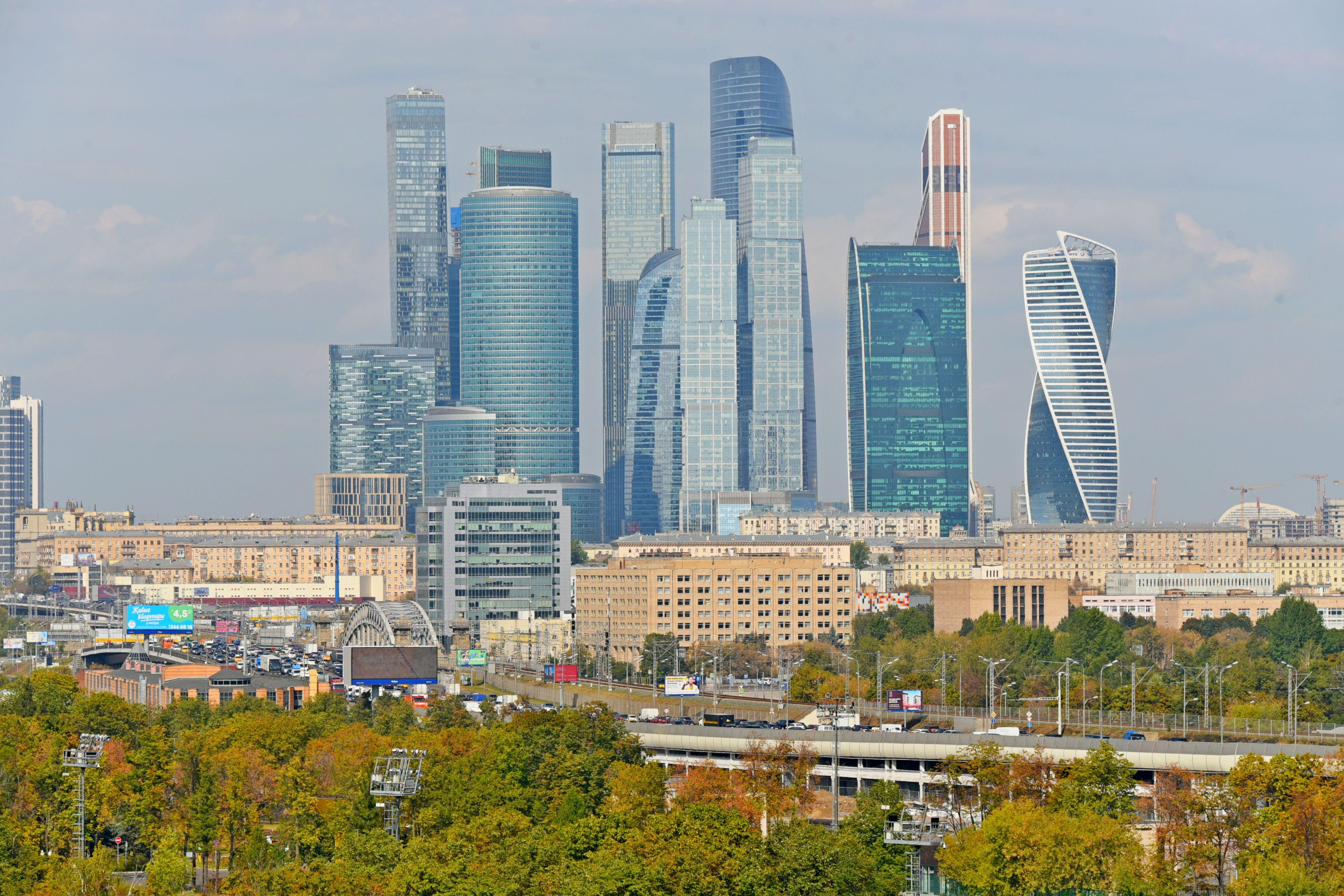 Москва официально стала умным и устойчивым городом