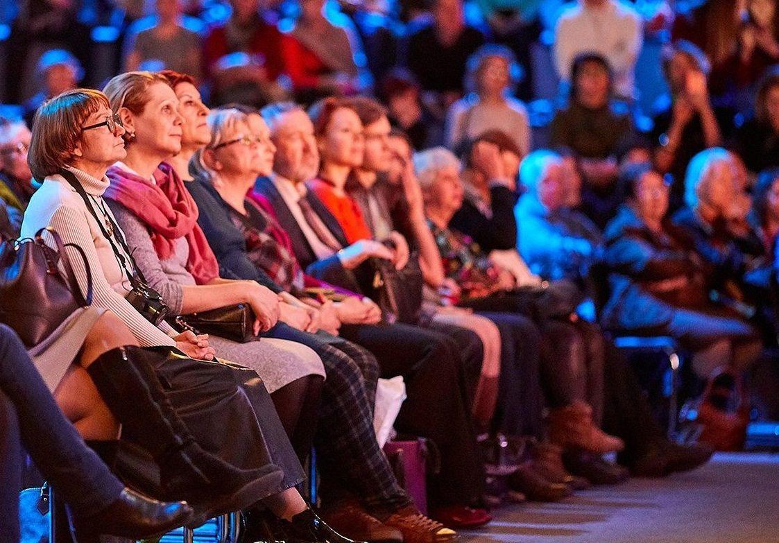 Литературно-музыкальную встречу посетят жители Воскресенского