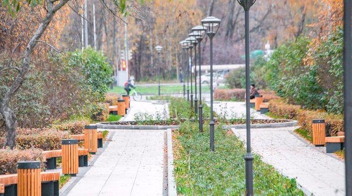 В Москве стартовало голосование по качеству благоустройства парков