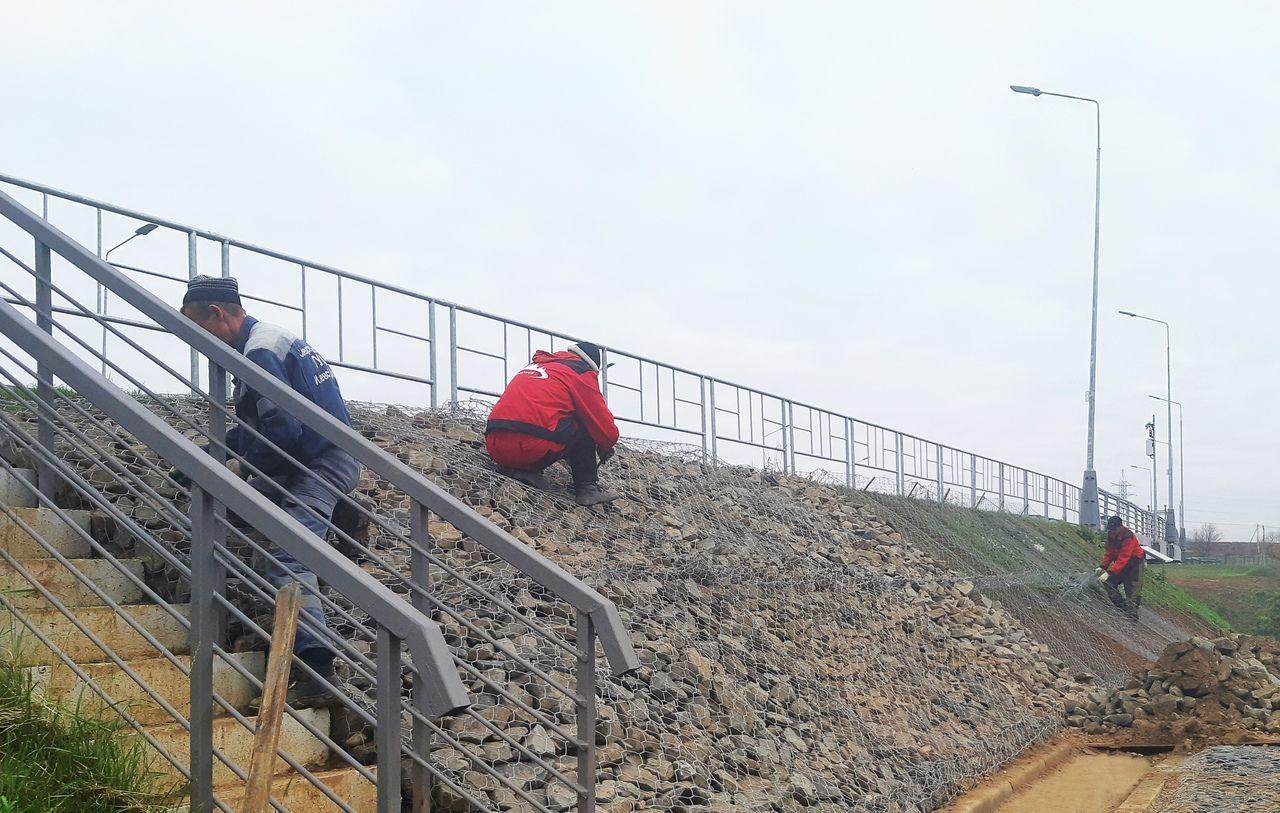 Склоны благоустроили в Рязановском. Фото предоставили сотрудники пресс-службы администрации поселения Рязановское
