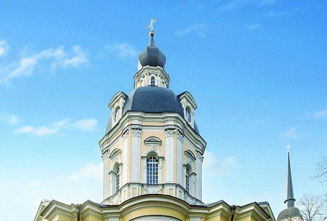 Храм в Вороновском обеспечат газоснабжением