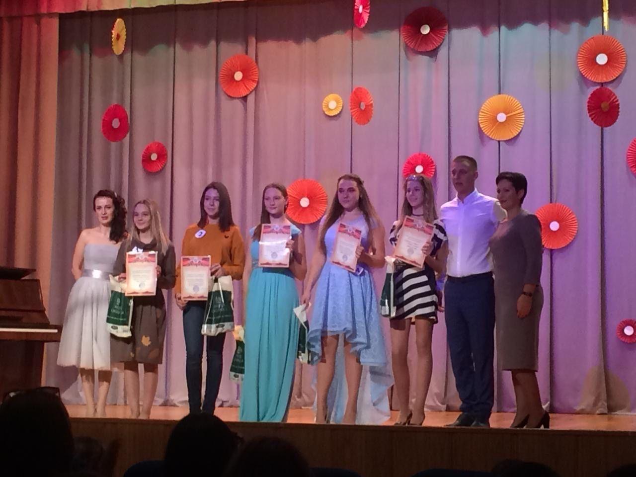 Конкурс «Мисс Осень» организовали в Щаповском