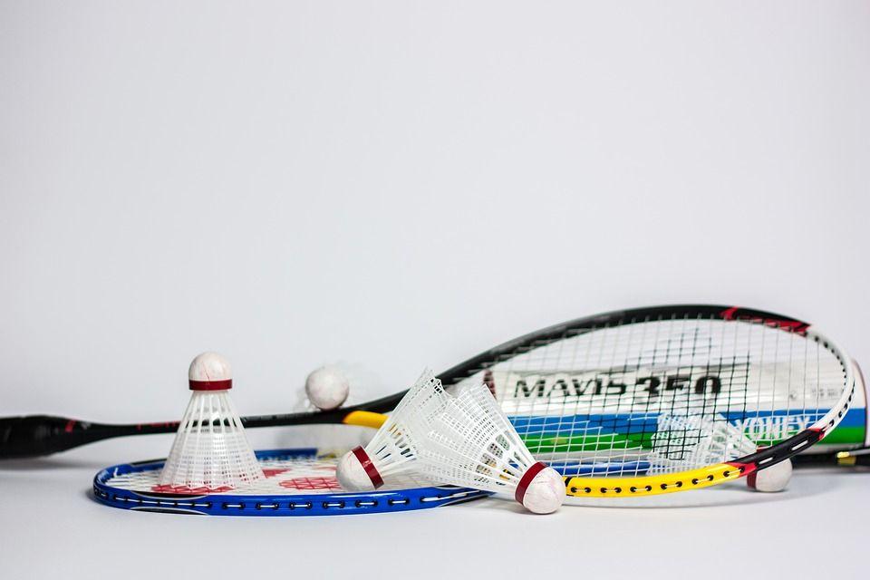 Спортивное состязание по бадминтону состоится 19 октября в поселении. Фото: pixabay