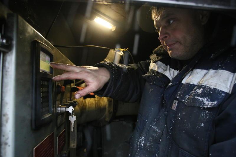 Канализационно-насосную станцию создадут в Сосенском