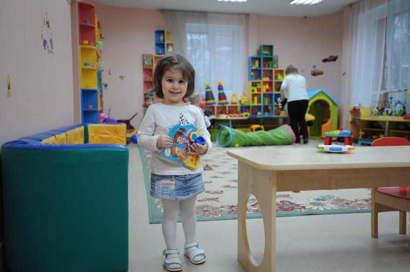 Детский сад с домофонной системой и медицинским блоком создадут в Сосенском
