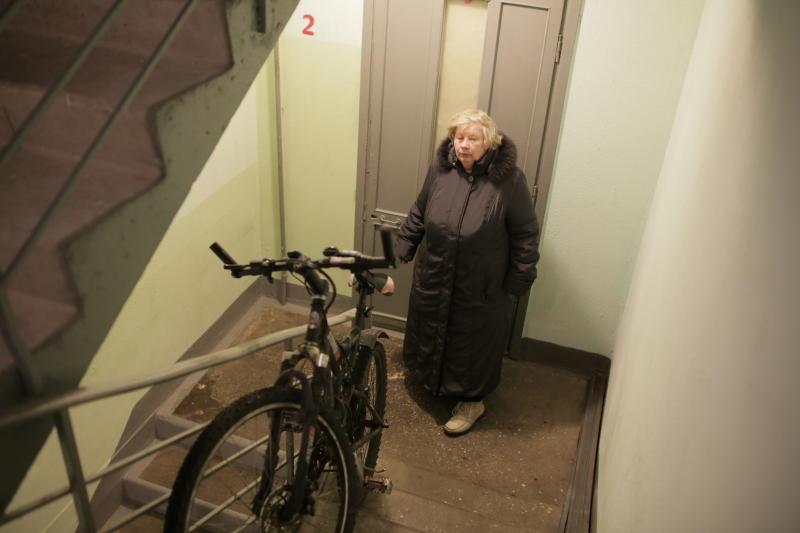 Входные группы жилых домов обновят в Щаповском