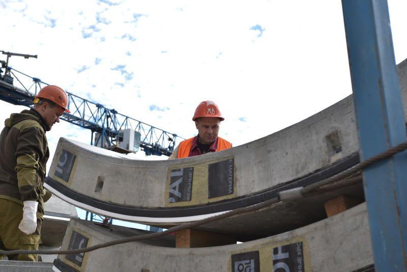 Специалисты завершат строительство тоннеля на участке новой дороги к Коммунарке