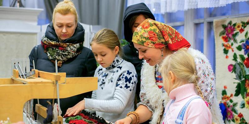 Развлекательную программу проведут в Марушкинском