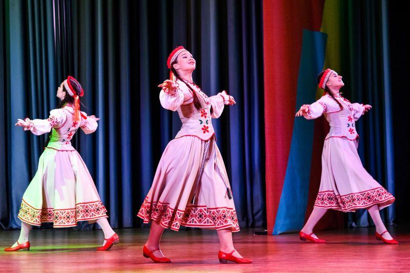 Жители Первомайского выступили на фестивале «Александровская слобода»