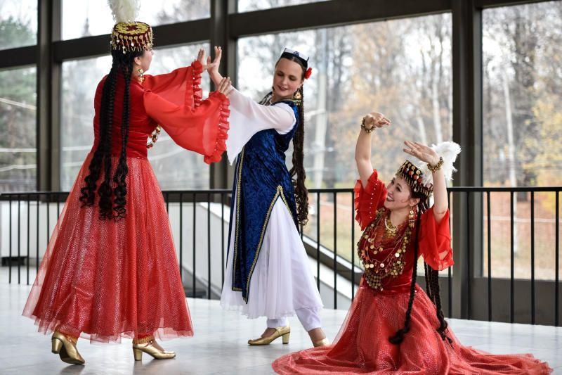 Танцоры из Первомайского выступят на фестивале