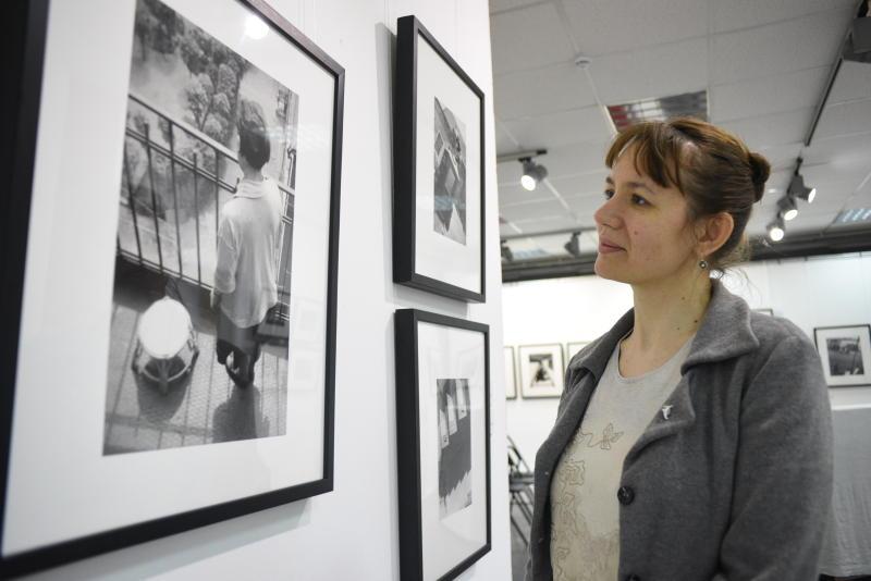 Выставку фотографий организуют в Московском