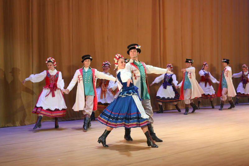Концертную программу «Осенний бал» проведут в Московском