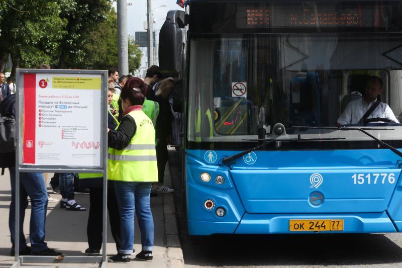 В следующем году в Москве появятся 300 новых электробусов
