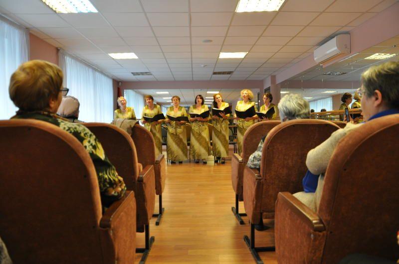 Праздничный концерт состоялся в Вороновском
