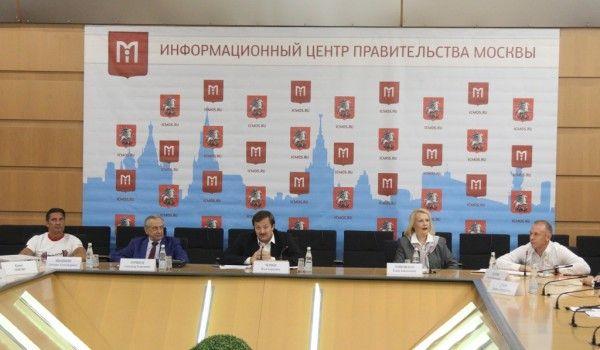 Пресс-конференция «День города в Лужниках» состоялась в столице