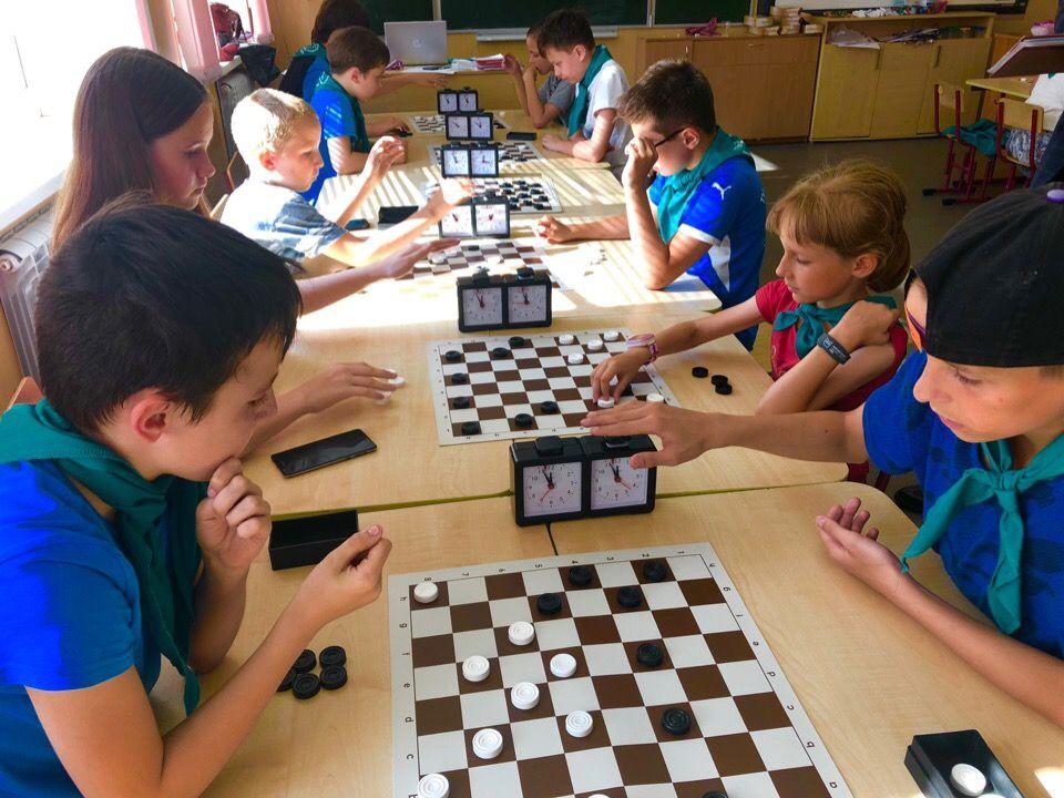 Дошкольники посоревнуются в турнире по шашкамв Марушкинском
