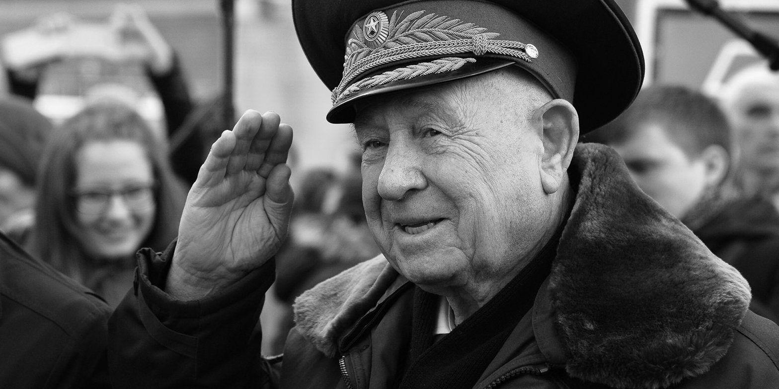 Память о летчике-космонавте Алексее Леонове смогут увековечить в столице