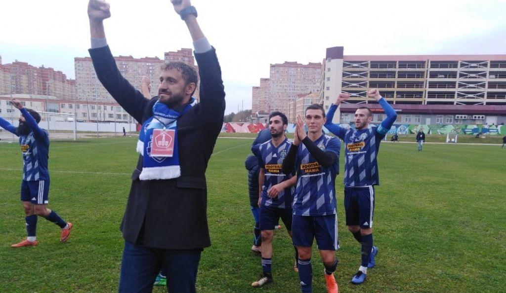 Футболисты из Московского примут участие в матче