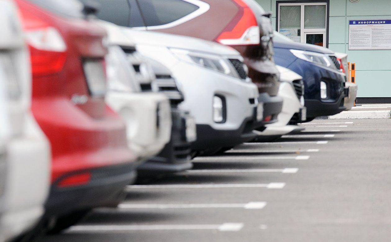 В ходе строительства складского комплекса создадут 24 парковочных места для стоянки автомобилей. Фото: официальный сайт мэра Москвы