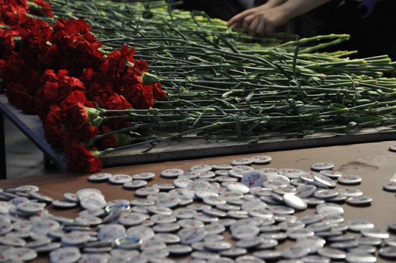 Почтить память героев войны