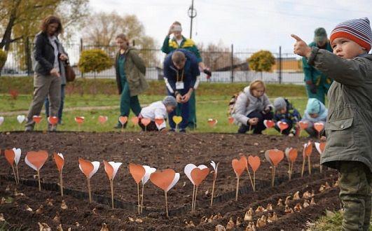 Социально-экологическую акцию провели для детей из Рязановского