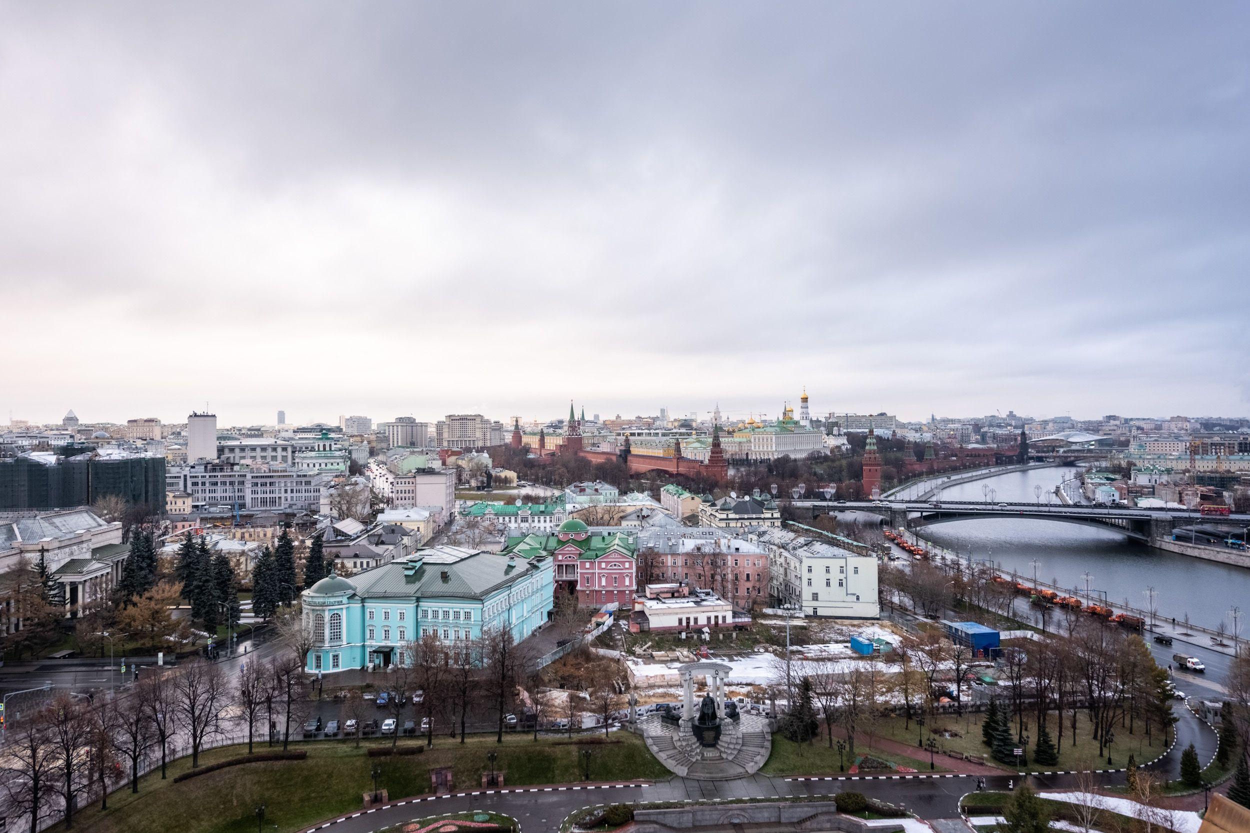 Ноябрь в Москве начнется с потепления