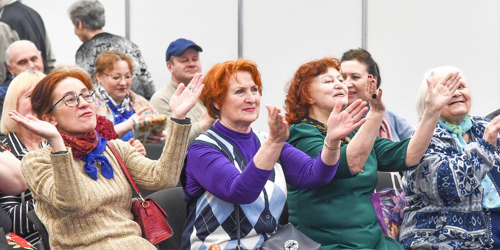 Тематическая программа состоится для получателей социальных услуг в Московском. Фото: официальный сайт мэра Москвы