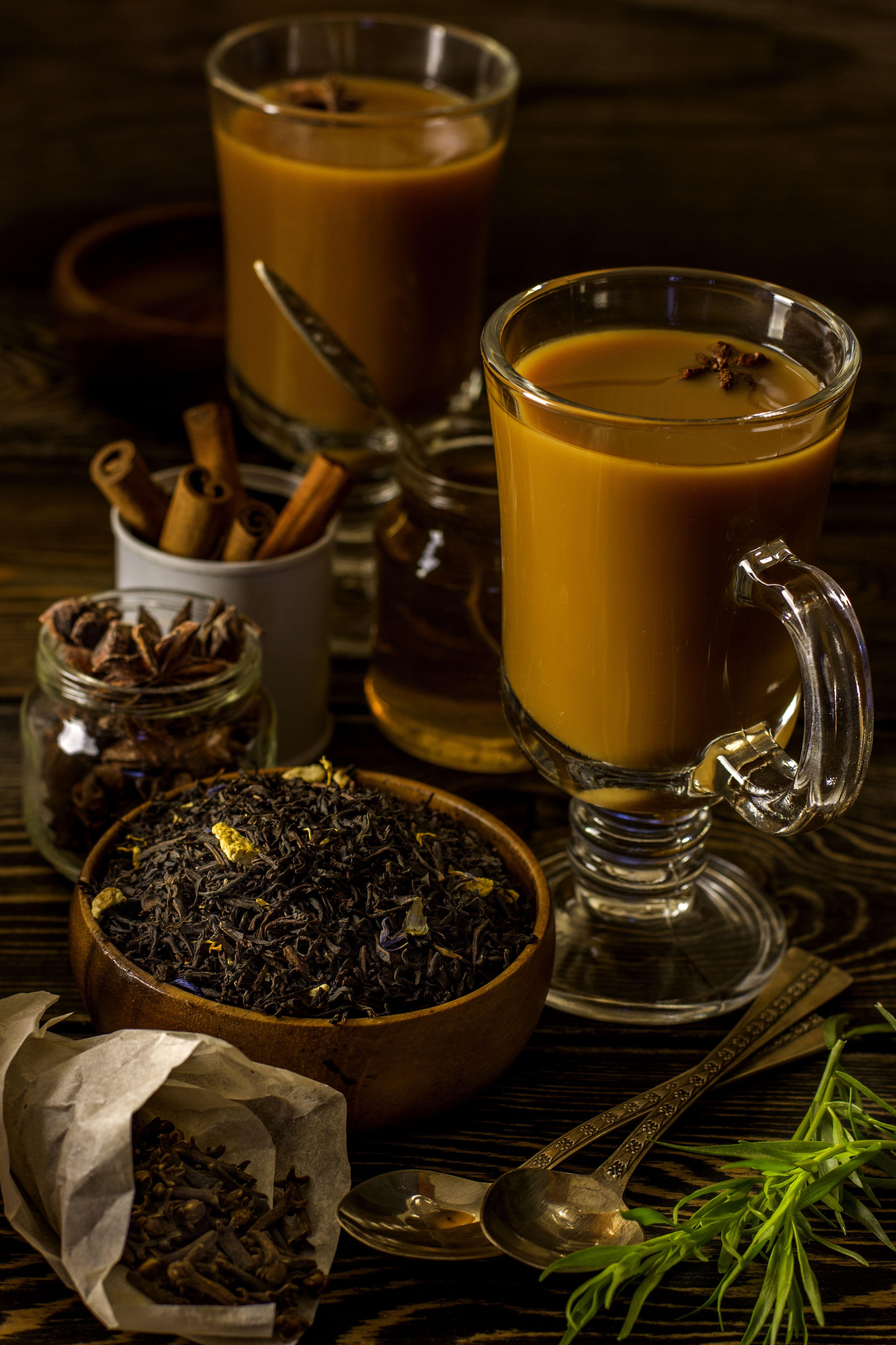 Чайная церемония: пей и не болей!