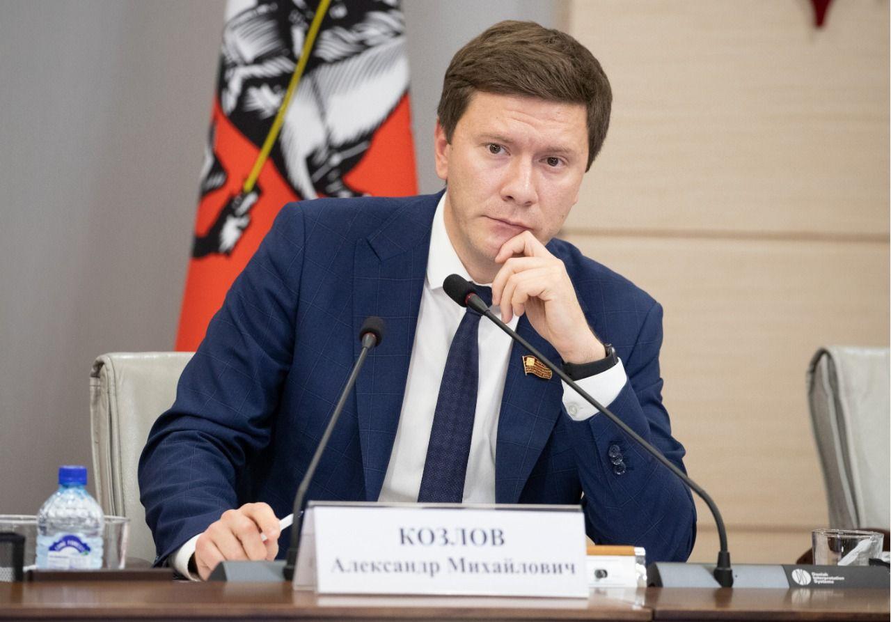 Александр Козлов, депутат Московской городской Думы