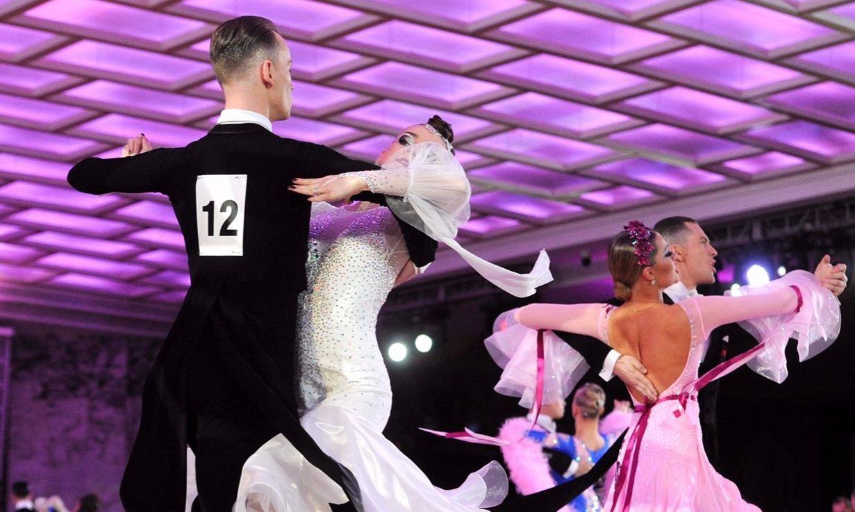 Жители из Воскресенского выступят на соревнованиях по бальным танцам