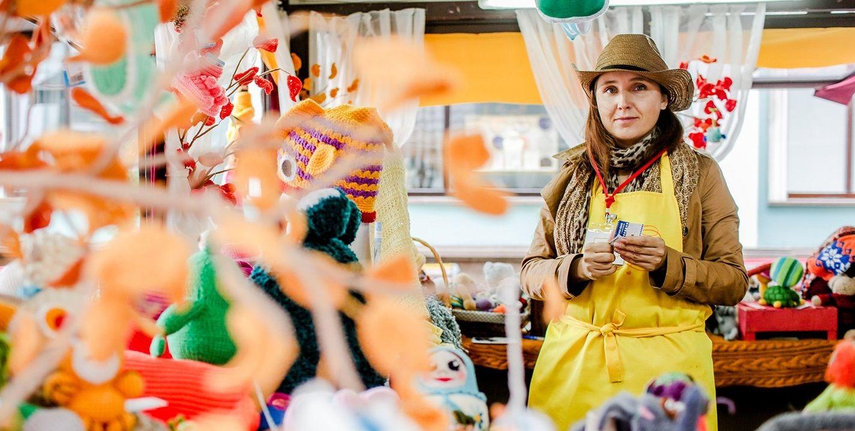 Мастер-класс по изготовлению цветов из полимерной глины состоится в Московском