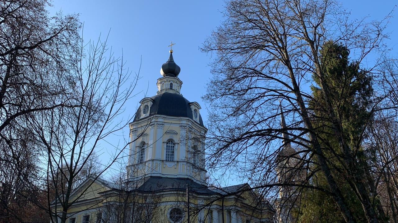 Замену окон завершили в Храме Всемилостивого Спаса в поселении Вороновское