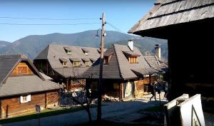 Домики в Кустендорфе. Фото: скриншот видео