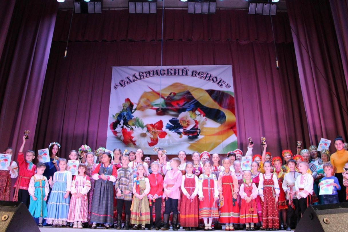 Фестиваль народного творчества прошел в Первомайском