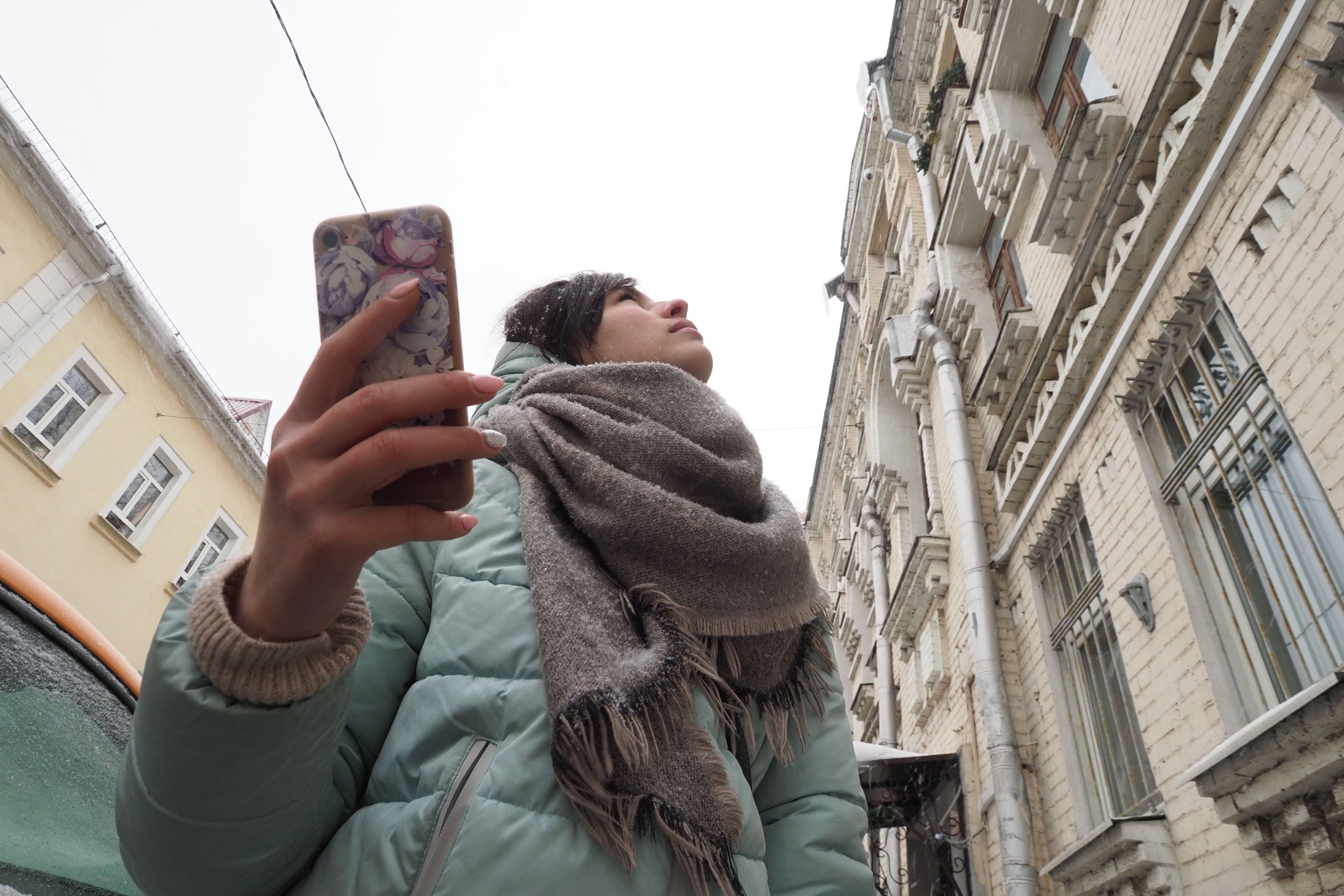 Портал «Наш город» начал прием сообщений о сосульках на нежилых домах