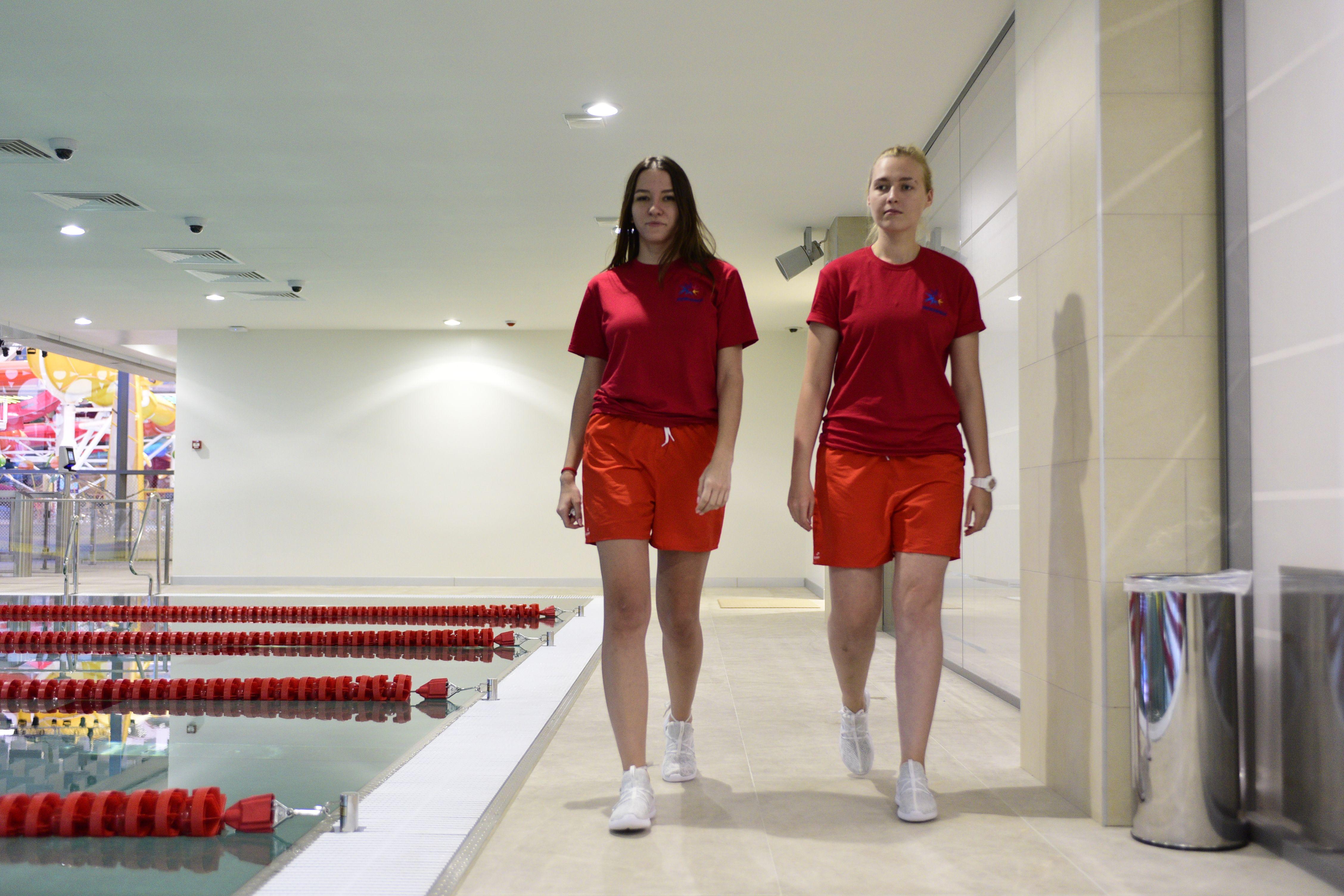 В «Лужниках» открылся для посетителей Дворец водных видов спорта