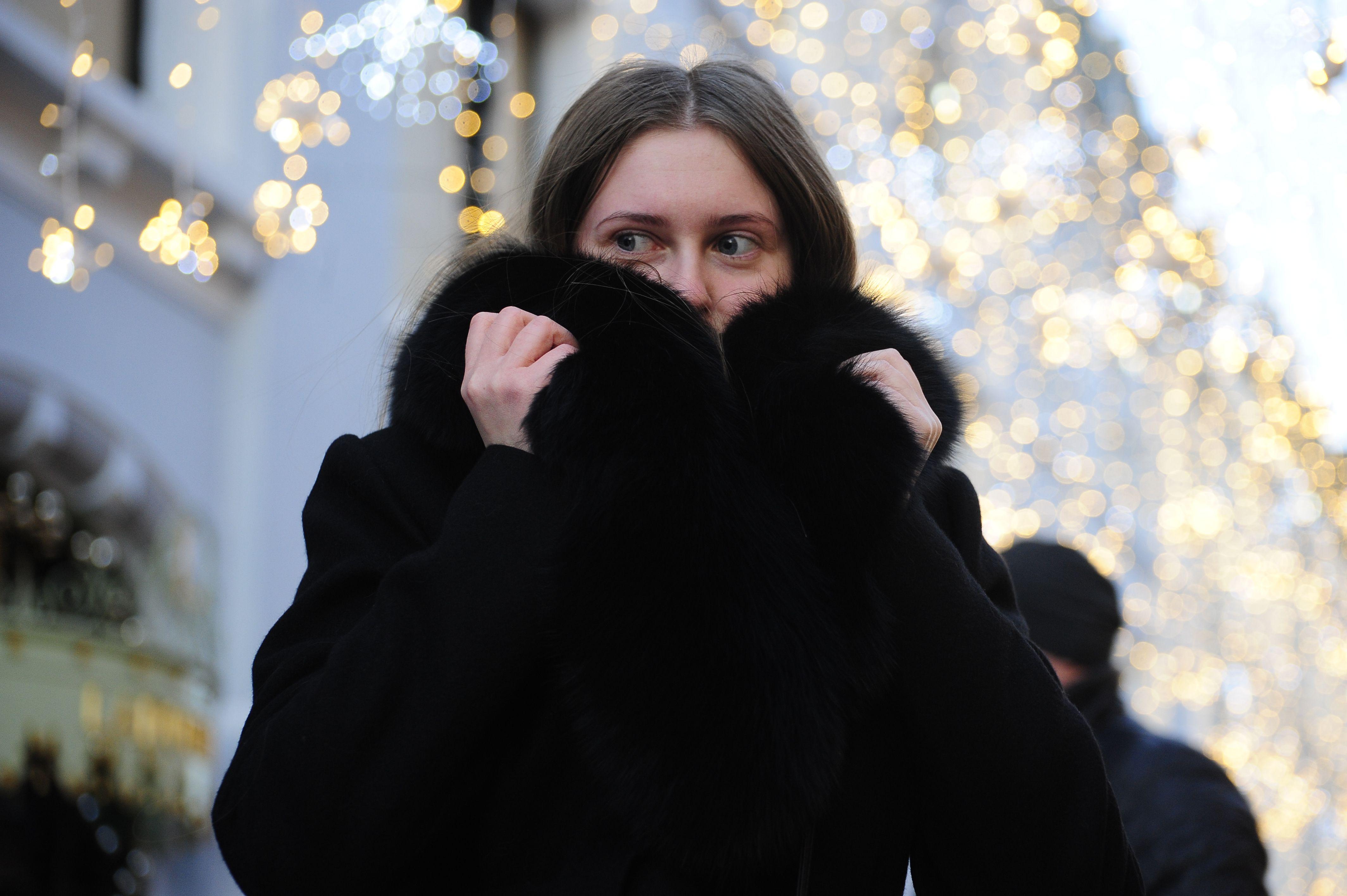 Москвичей ждут морозные выходные