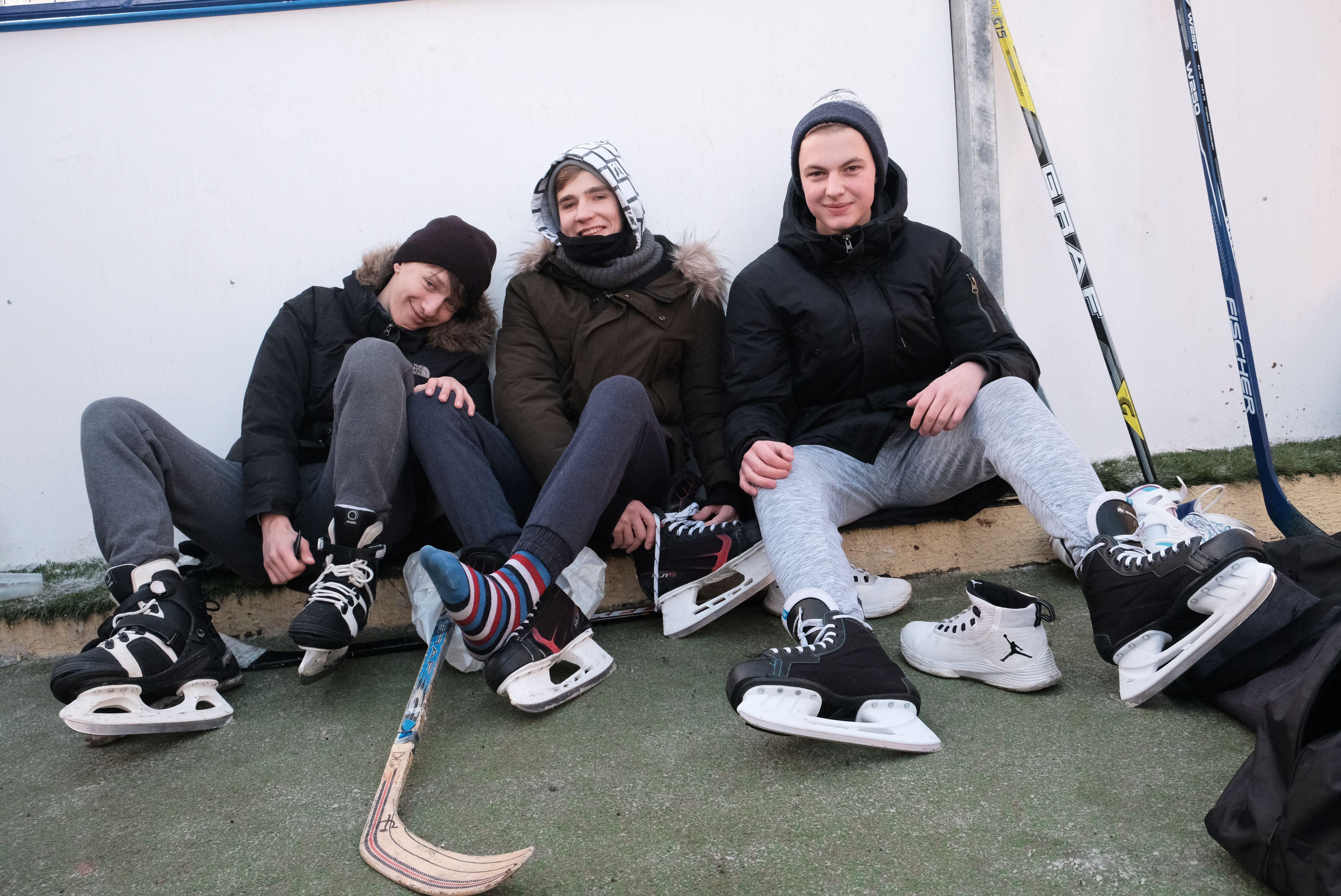 ВДНХ проведет День хоккея в первый день зимы