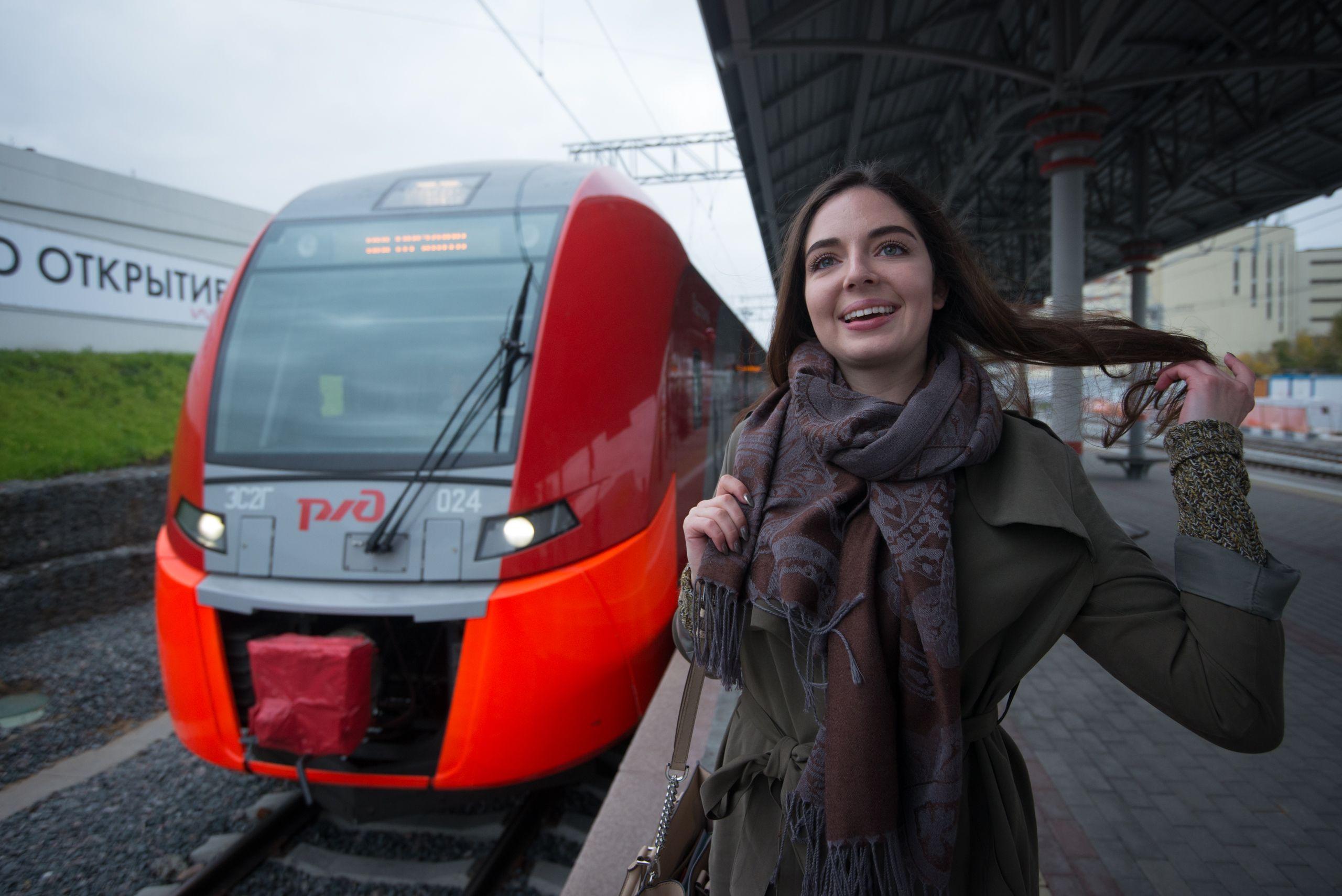 Поезда «Ласточки» перевезли около 400 миллионов человек за три года. Фото: Наталья Феоктистова