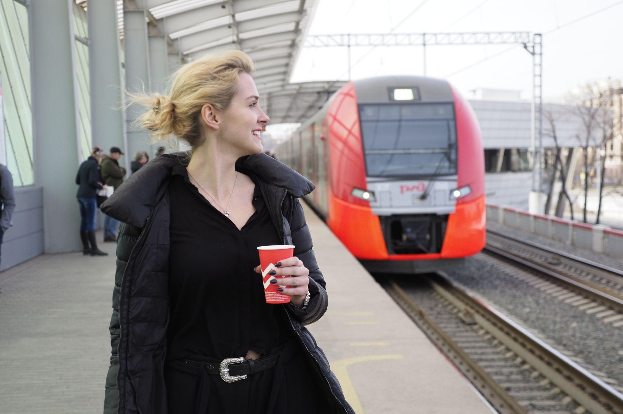 Пассажиропоток МЦК вырос на 12,7 процента. Фото: Антон Гердо