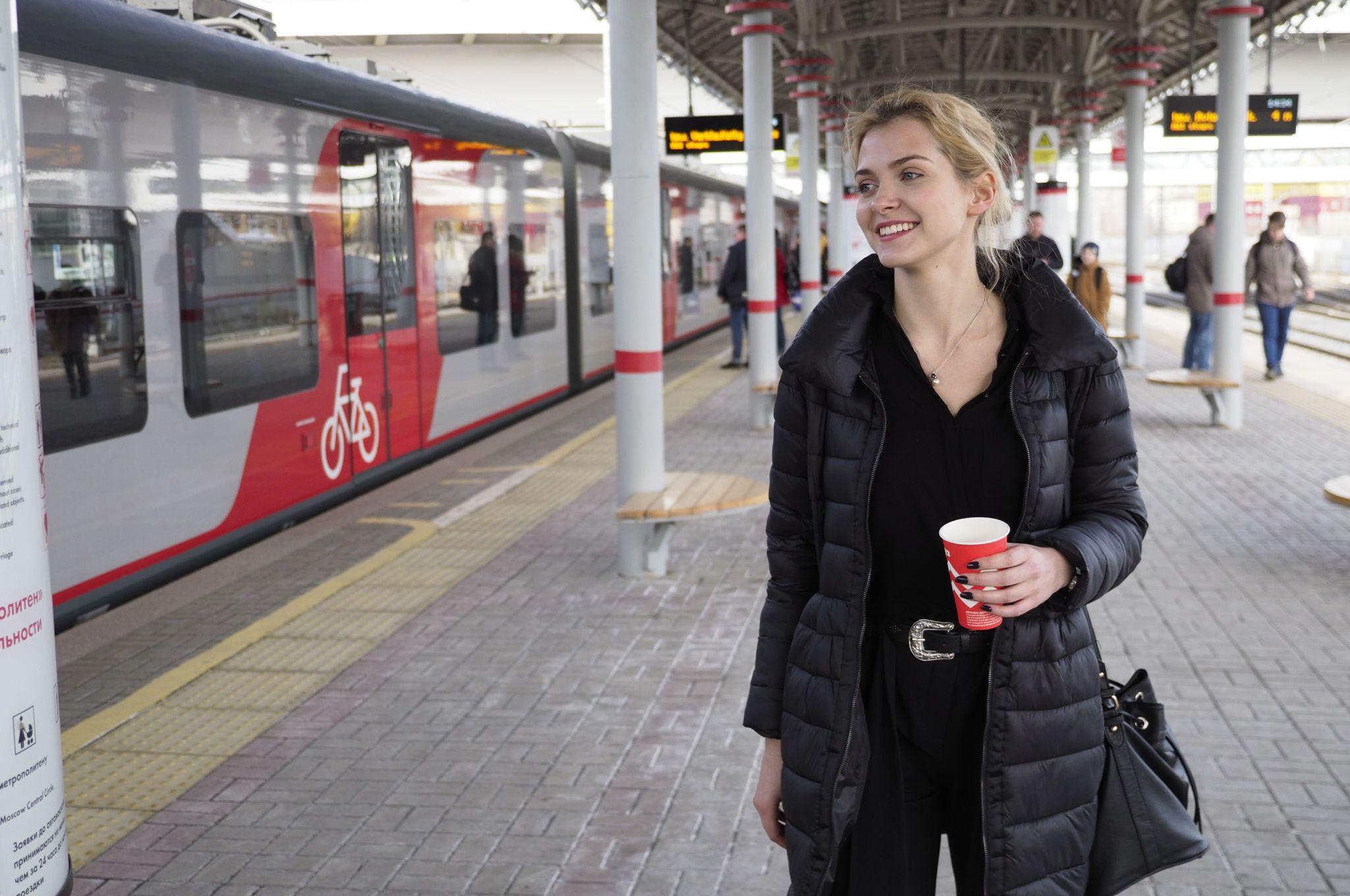 Ожидание поездов МЦК могут сократить до четных минут