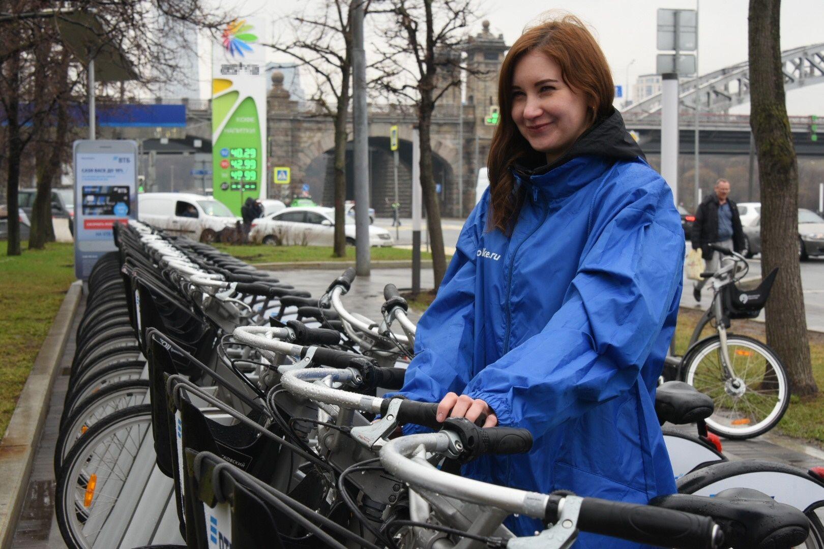 Москвичи проконтролируют расширение сети велопроката