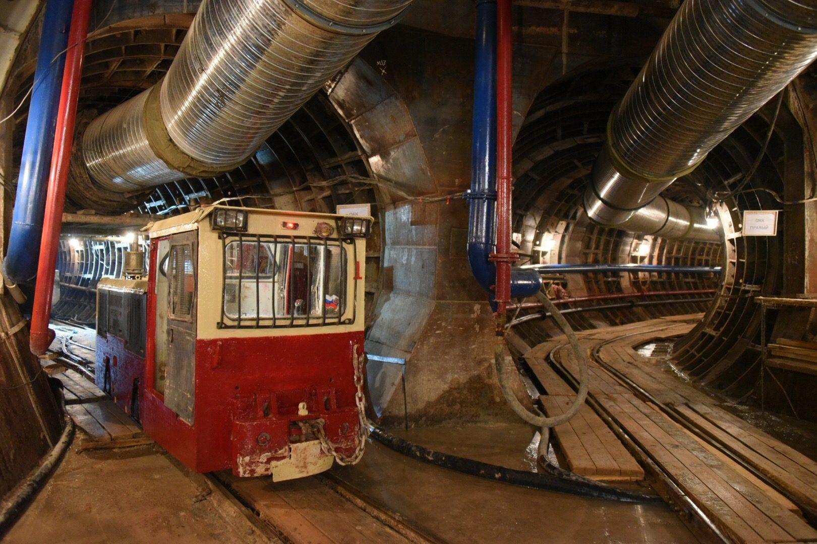 Участок Бирюлевской линии могут продлить до центра Москвы.Фото: архив, «Вечерняя Москва»