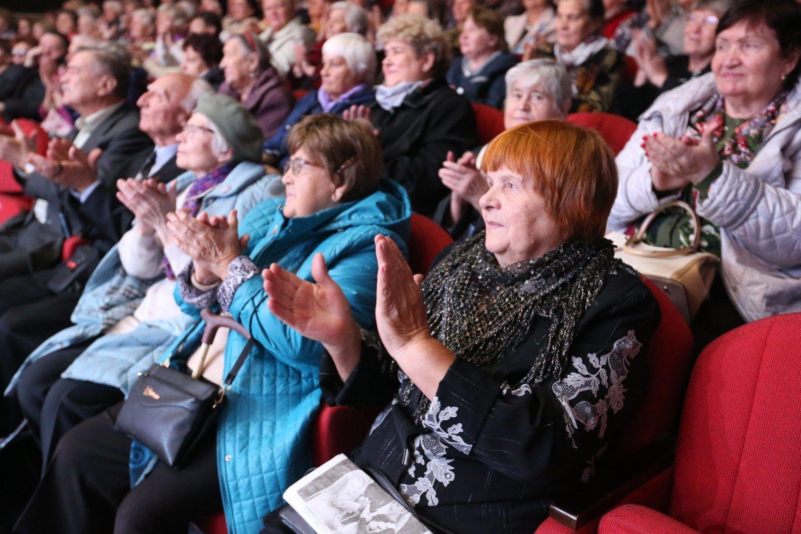 ТЦСО подготовили насыщенную программу. Фото: Виктор Хабаров, «Вечерняя Москва»