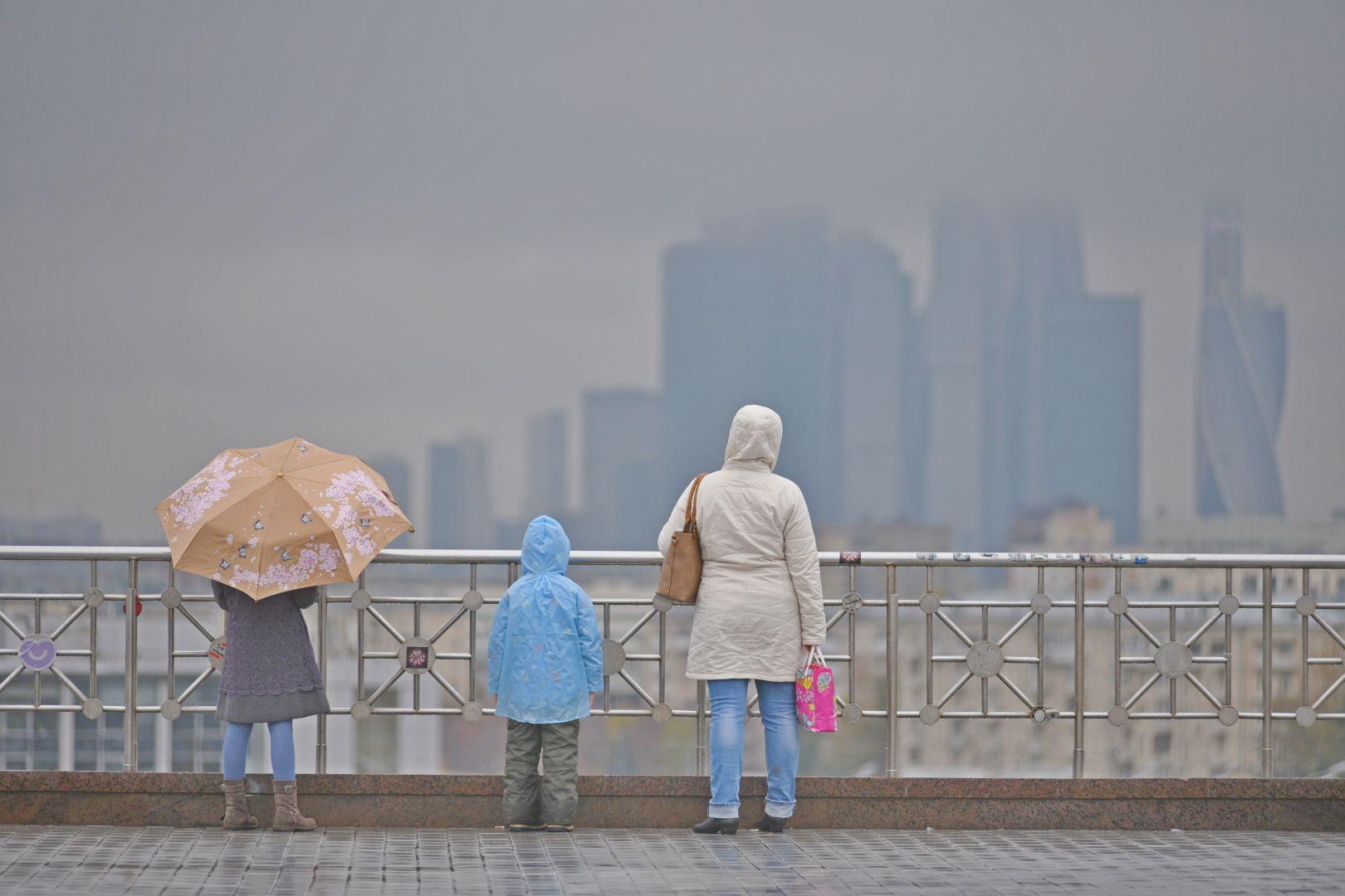 Москву накроет 11-градусный мороз во вторник