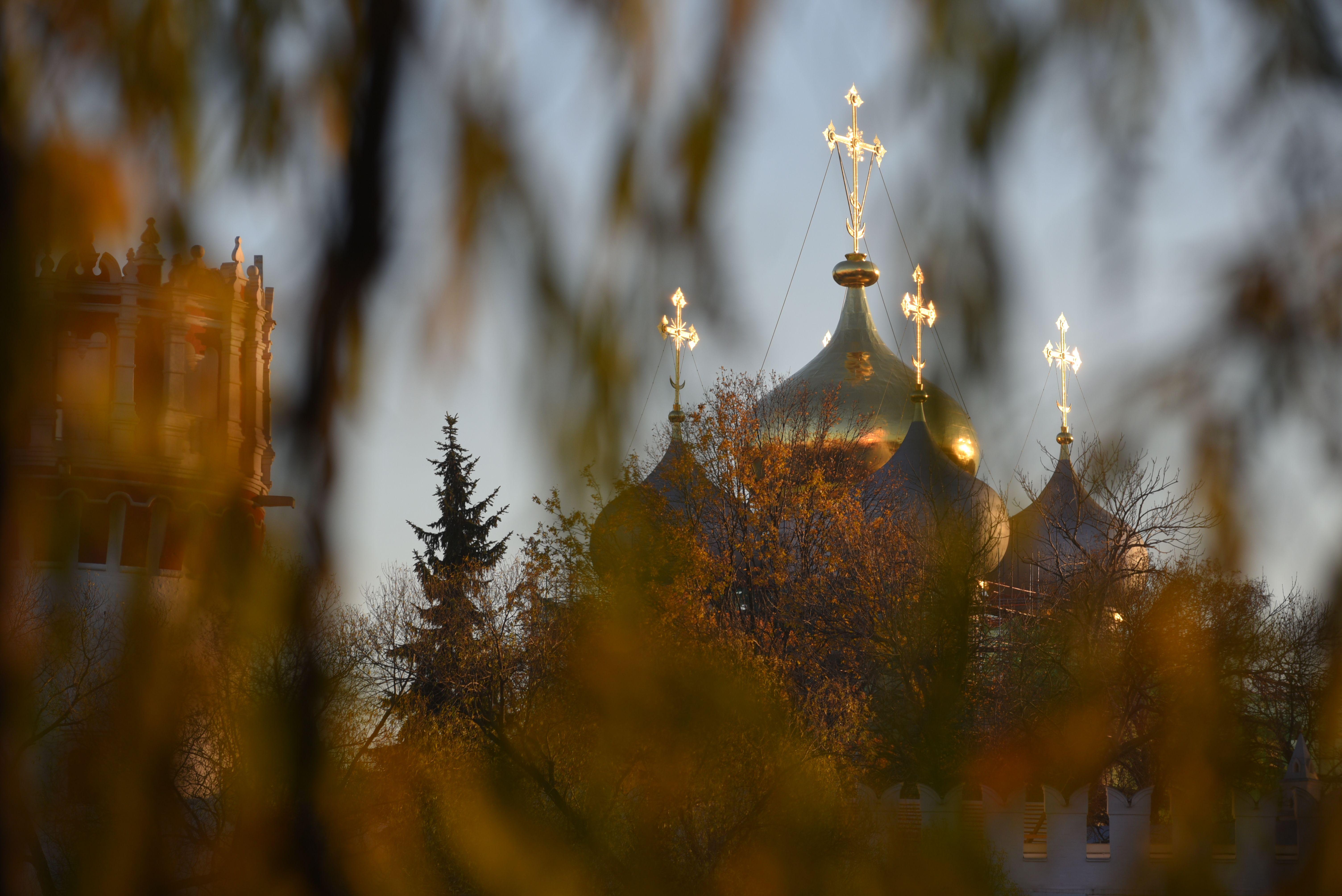 Москвичам пообещали минусовую температуру в ночь на пятницу