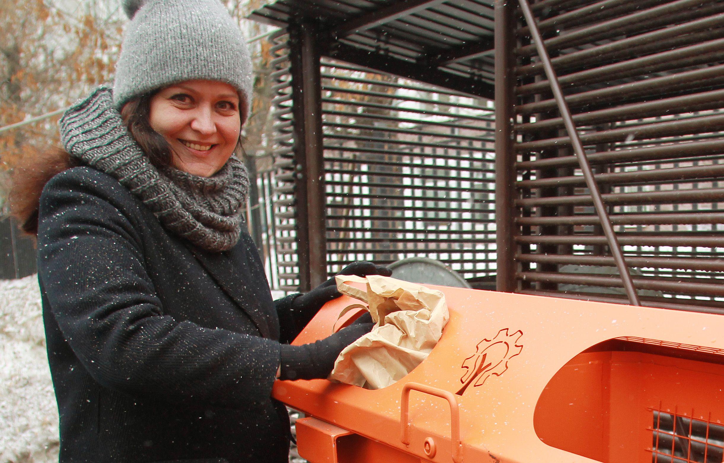 Девять из десяти москвичей поддержали переход на раздельный сбор мусора