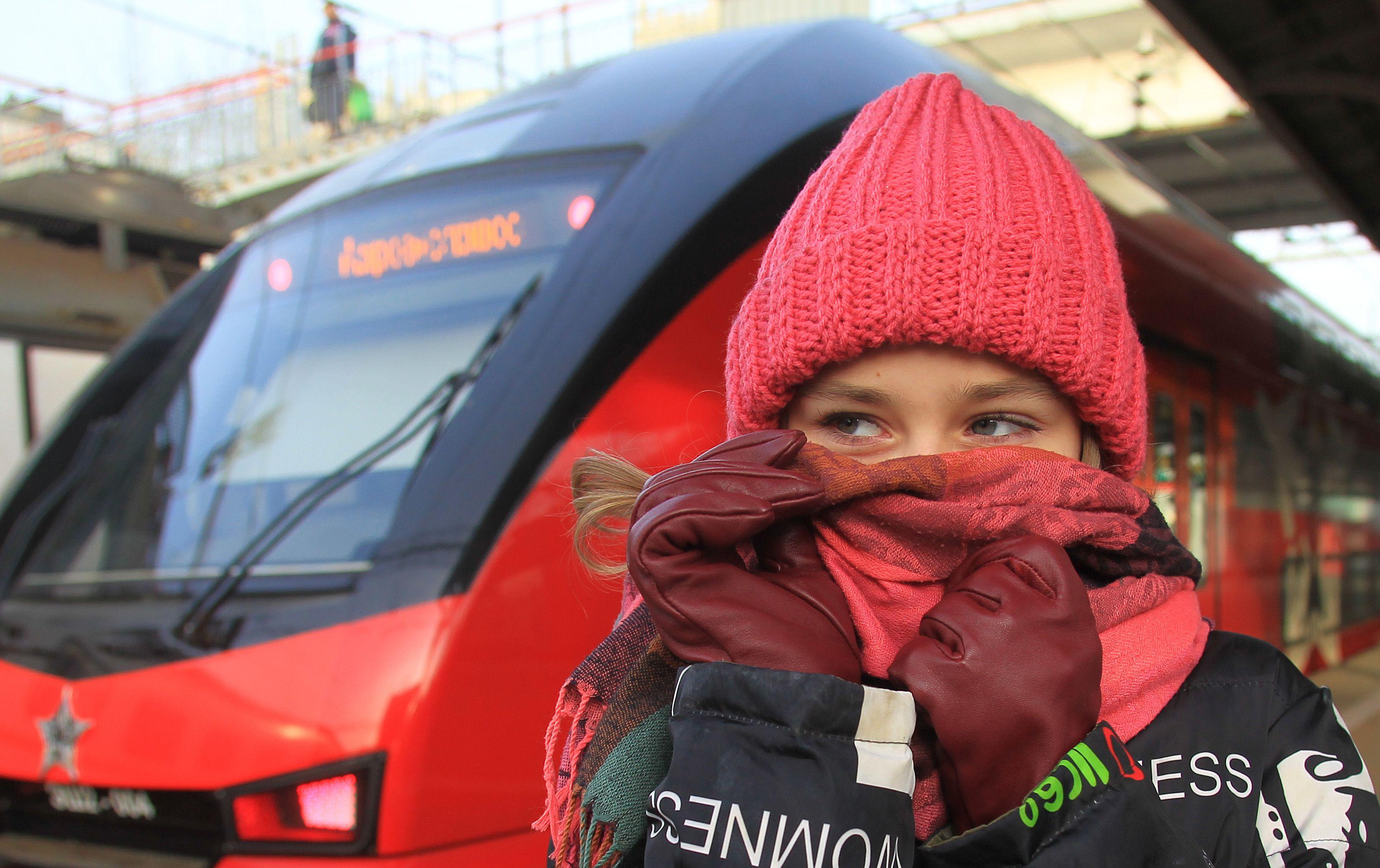 Москвичей ожидает похолодание в субботу