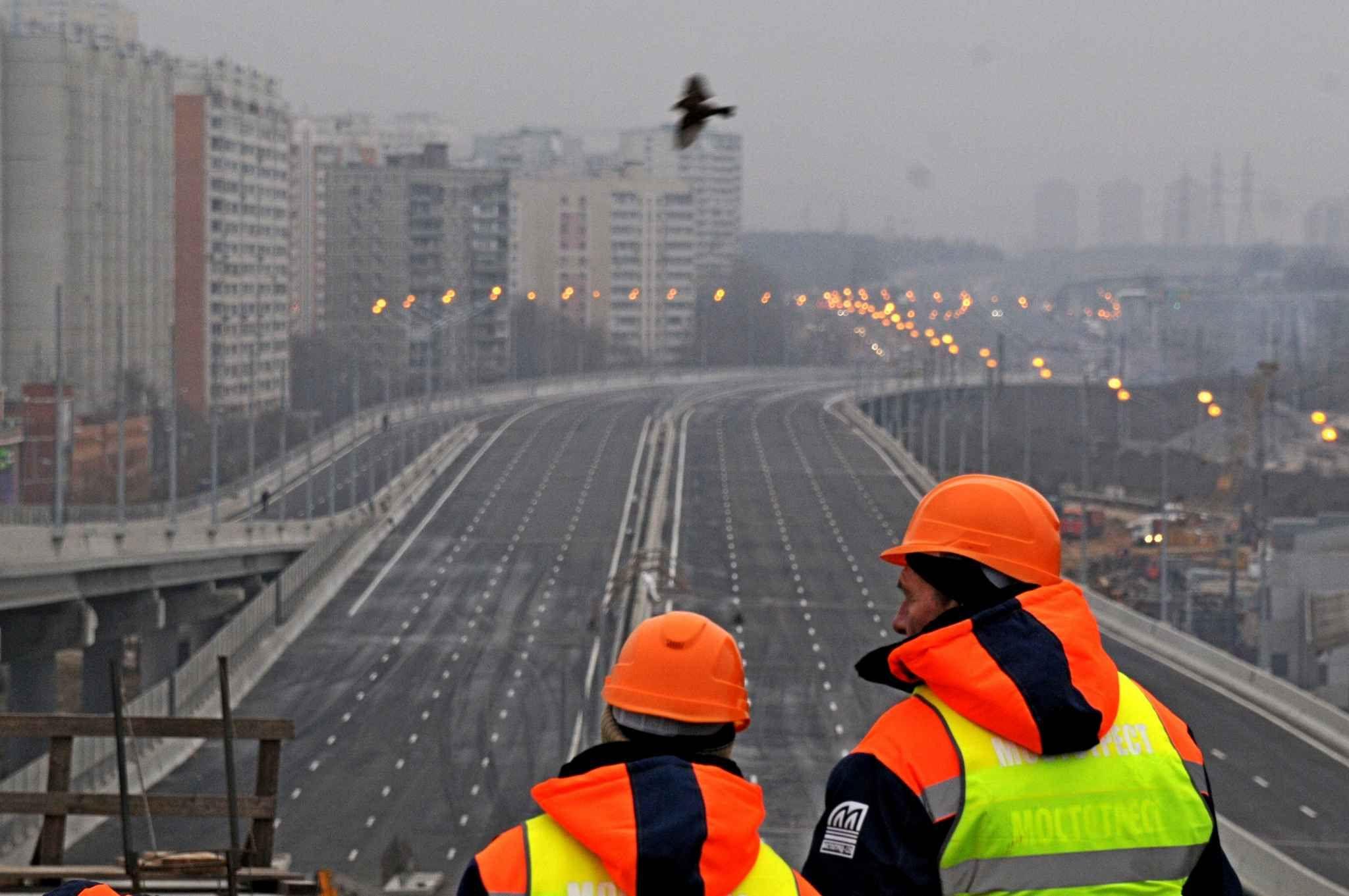 Строительство развязок от ТПУ «Столбово» в Новой Москве начнется в 2021 году