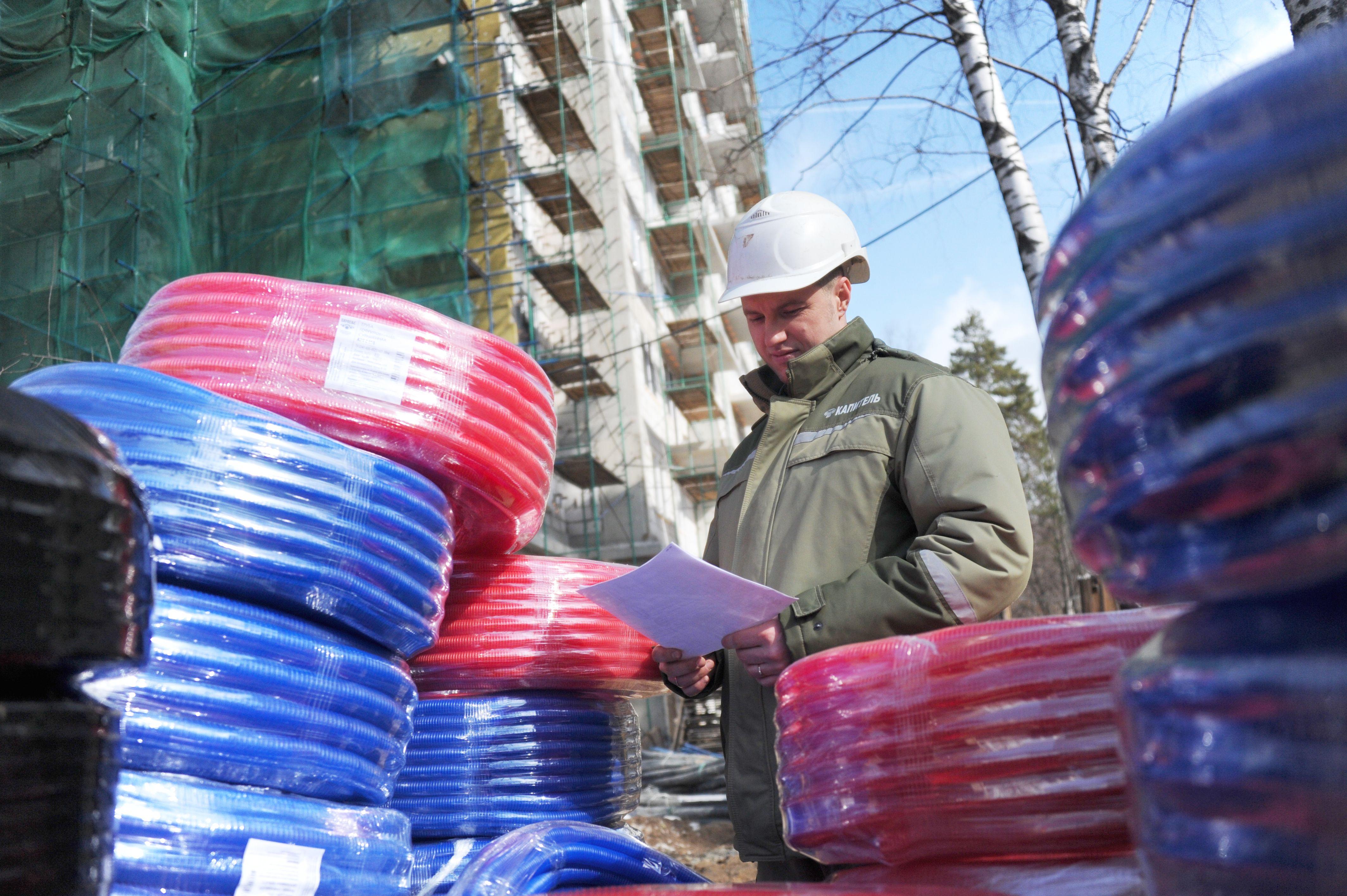 Новая Москва получит восемь миллионов «квадратов» недвижимости за три года